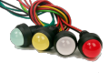 Kontrolki LED KLPp-20-xx (O określonym napięciu)