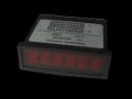 Wskaźnik cyfrowy alfanumeryczny WC-02K-6K