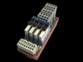 Listwa przekaźnikowa WPM4-1c-0c