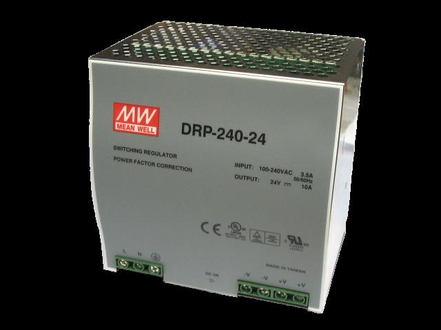 Zasilacz DRP-240-24