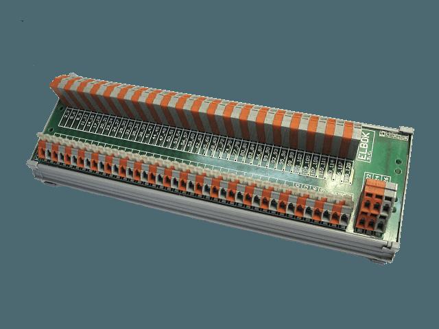 Moduł kontroli pracy lampek KL-40