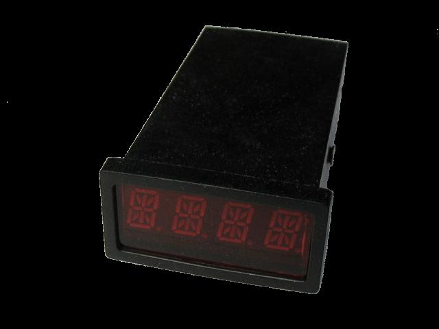 Wskaźnik cyfrowy alfanumeryczny WC-02K-4K