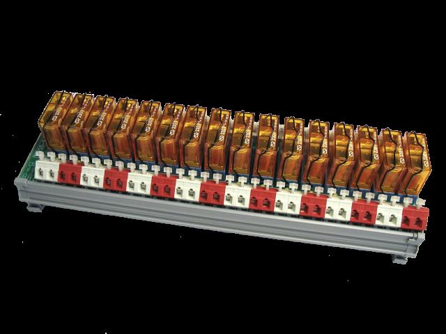 Listwa przekaźnikowa WP16-1-1-75