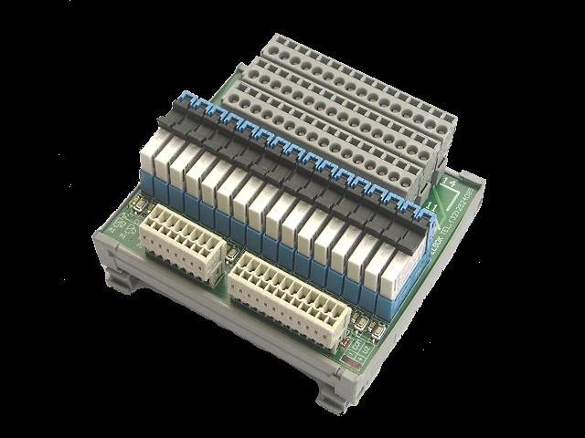 Listwa przekaźnikowa WPM16-1c-0c