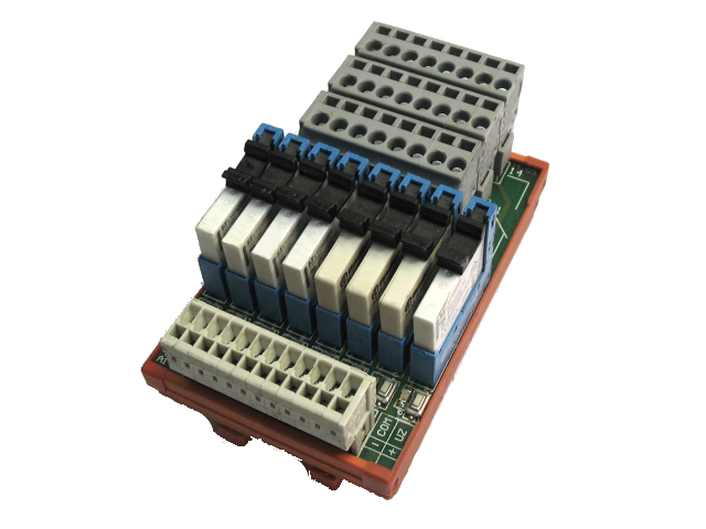 Listwa przekaźnikowa WPM8-1c-0c