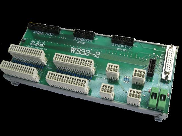 Listwa pośrednia WS32-2